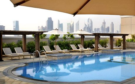 Spojené arabské emiráty - Dubai na 4 až 5 dní, plná penze nebo polopenze s dopravou letecky z Prahy
