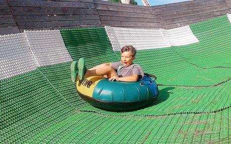 SummerTubing: jízdy plné zábavy v Rokytnici nad Jizerou