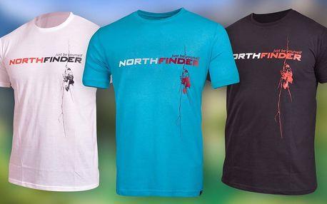 Vysoce prodyšná pánská trička Northfinder