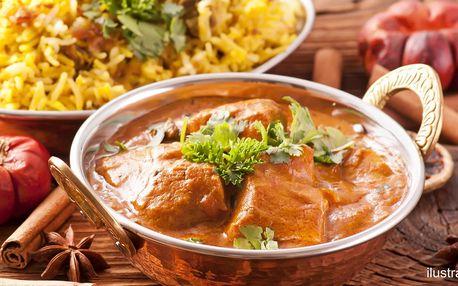 Výlet do Indie: vegetariánské nebo masové menu