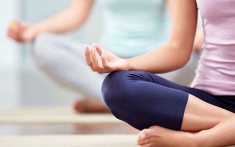 Buďte fit: 1–10 lekcí jógy