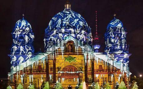 Festival světel v Berlíně - výlet pro 1 osobu 6.-7. 10. 2018