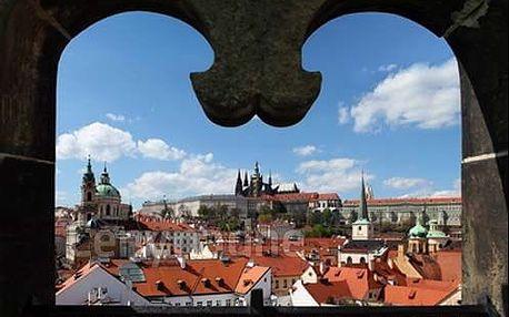 Pobyt pro dva v centru Prahy ve stylovém a luxusním 4* hotelu Taurus