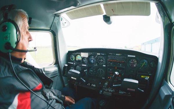 Pilotem letadla na zkoušku3