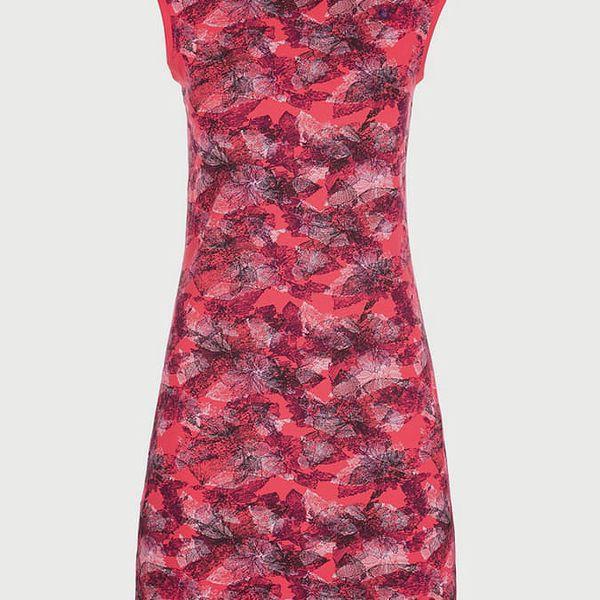 Šaty Loap Brea Červená