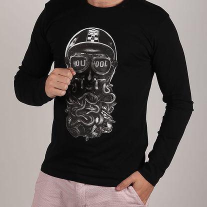 Tričko Replay M3463 T-Shirt Černá