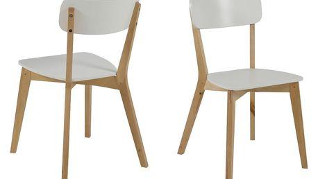 Sada 2 jídelních židlí Actona Raven Dining Set