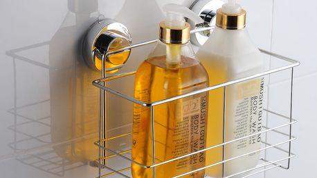 Držák do koupelny bez nutnosti vrtání ZOSO Shampoo