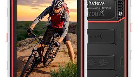 Mobilní telefon iGET GBV6000s (84000414) černý/červený Software F-Secure SAFE, 3 zařízení / 6 měsíců v hodnotě 979 Kč + DOPRAVA ZDARMA