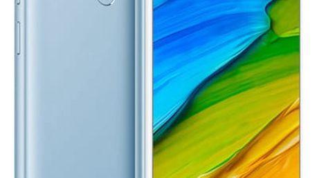 Mobilní telefon Xiaomi Redmi 5 32 GB modrý + dárek (17720)