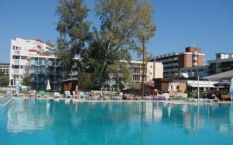 Bulharsko - Slunečné Pobřeží na 8 dní, plná penze, polopenze nebo snídaně s dopravou letecky z Prahy