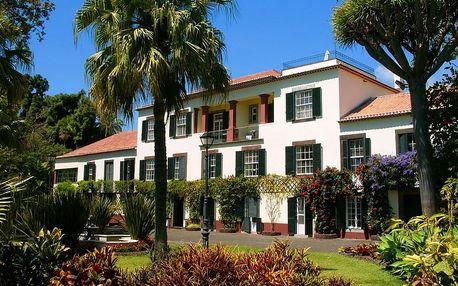 Madeira - Funchal na 6 dní, polopenze nebo snídaně s dopravou letecky z Prahy