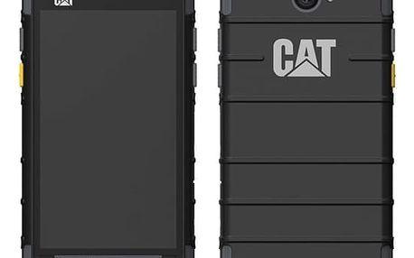 Caterpillar S30 DualSIM (CAT S30) černý