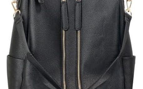 Dámský černý batoh Patti 523