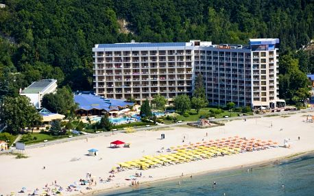 Bulharsko - Albena na 8 dní, all inclusive s dopravou letecky z Ostravy nebo Brna
