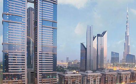 Spojené arabské emiráty - Dubai na 8 dní, bez stravy s dopravou letecky z Prahy