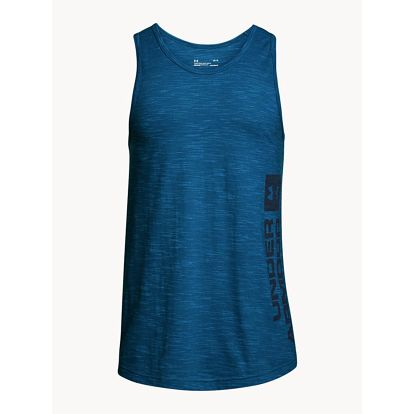Tílko Under Armour Sportstyle Graphic Tank Modrá