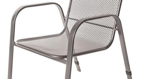 Happy Green Zahradní ocelová židle
