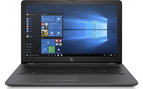 Notebook HP 250 G6 černý + dárky (1WY30EA#BCM)