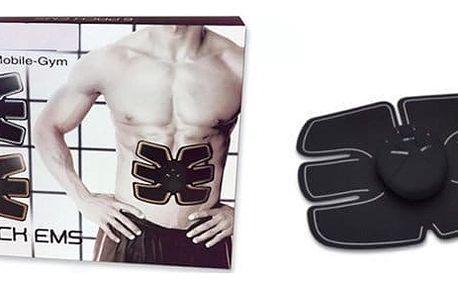 Fitness stimulátor břišních svalů pro krásné bříško