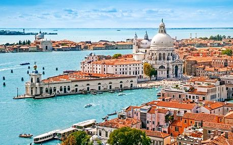 3 nebo 4denní pobyt pro 2 v hotelu Relais Alcova del Doge*** Superior v Benátkách