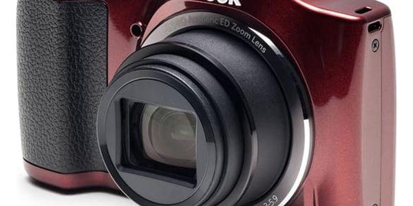 Digitální fotoaparát Kodak Friendly Zoom FZ152 červený (819900012316)