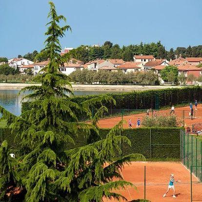 Chorvatsko - Novigrad na 8 až 10 dní, polopenze s dopravou autobusem nebo vlastní