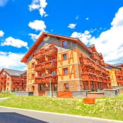 Luxusní apartmány ve Vysokých Tatrách