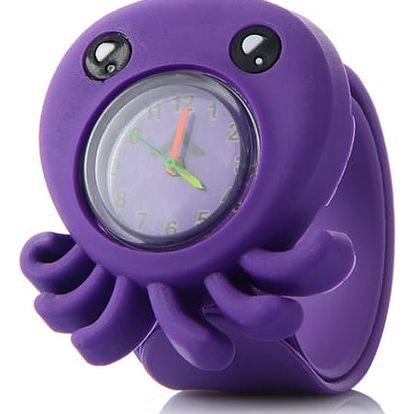 Roztomilé zvířecí hodinky pro děti