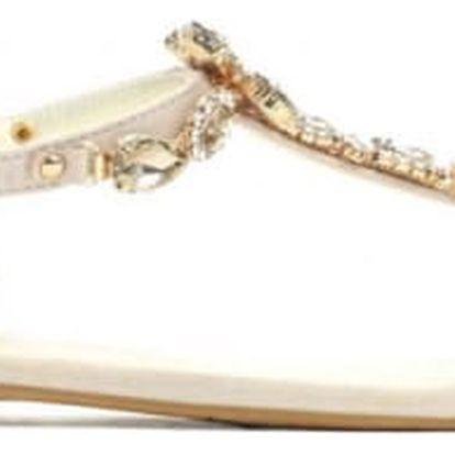 Dámské béžové sandály Chantelle 7265