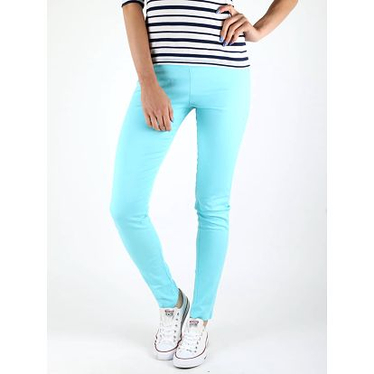 Kalhoty Terranova Pantalone Modrá