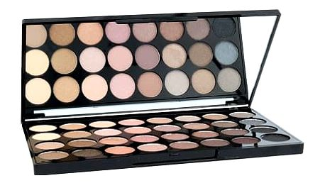 Makeup Revolution London Ultra Eyeshadows Palette Beyond Flawless 16 g oční stín W