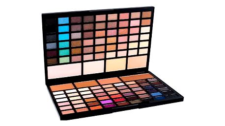 Makeup Revolution London Pro HD Eyes & Contour Palette 60,5 g oční stín W