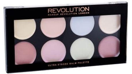 Makeup Revolution London Ultra Strobe Balm 12 g rozjasňovač pro ženy