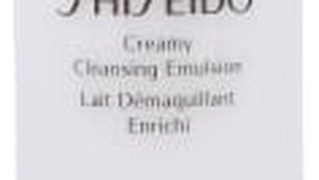 Shiseido Creamy Cleansing Emulsion 200 ml čisticí emulze pro ženy