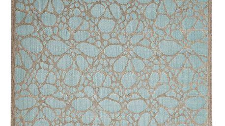 Vysoce odolný koberec Webtappeti Fiore,135x190cm