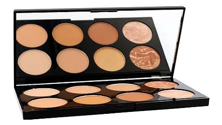 Makeup Revolution London Ultra Bronze Palette 13 g dekorativní kazeta All About Bronze W