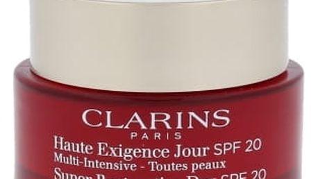 Clarins Age Replenish Super Restorative Day SPF20 50 ml denní pleťový krém proti vráskám pro ženy