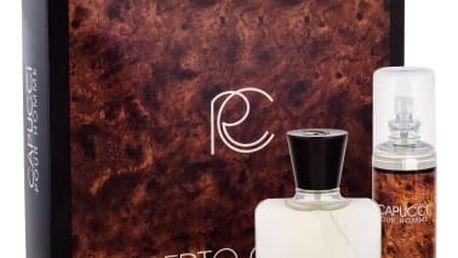 Roberto Capucci Capucci Pour Homme dárková kazeta pro muže toaletní voda 100 ml + deodorant 120 ml
