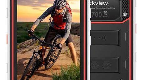 iGET BLACKVIEW GBV6000s (84000414) černý/červený