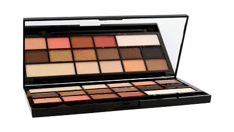 Makeup Revolution London I Heart Makeup Chocolate Vice Palette 22 g oční stín pro ženy