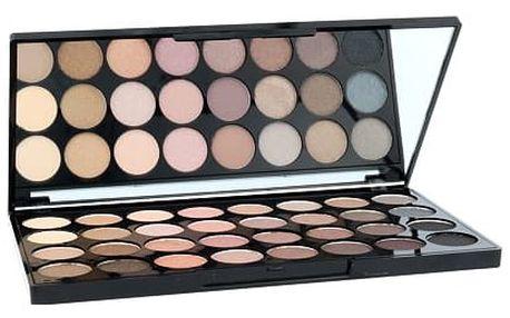 Makeup Revolution London Ultra Eyeshadows Palette Beyond Flawless 16 g oční stín W