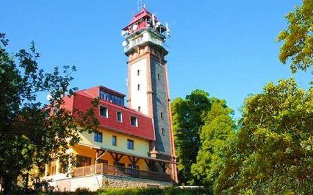 3 až 6denní pobyt s polopenzí pro 1 nebo 2 osoby v penzionu Vyhlídka v Českém Ráji