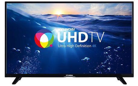 Televize Hyundai ULV 50TS292 SMART černá