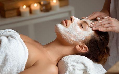 Kosmetické ošetření pro krásnou a svěží pleť