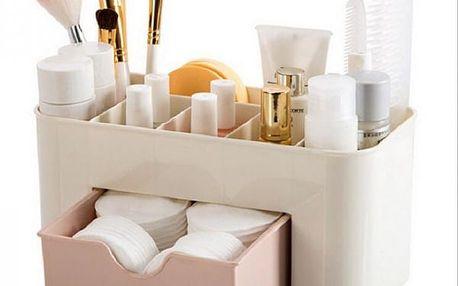 Organizér na kosmetiku - 3 varianty