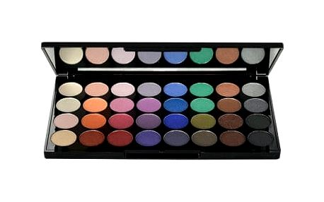 Makeup Revolution London Ultra Eyeshadows Palette Mermaids Forever 30 g oční stín pro ženy