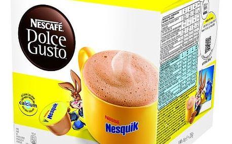 Kapsle pro espressa Nescafé Dolce Gusto NESQUIK