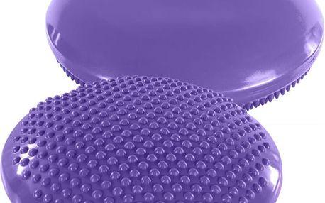MOVIT 32125 Balanční polštář na sezení 37 cm XXL - fialový