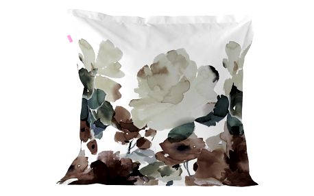 Povlak na polštář z čisté bavlny Happy Friday Sunset Garden,60x60cm